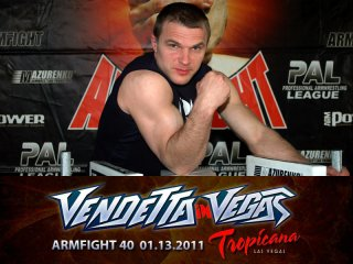 "ARMFIGHT #40 ""Vendetta in Vegas"" Тренируйся, Европа!"