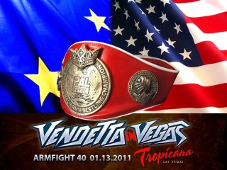 "ARMFIGHT #40 ""Vendetta in Vegas"" Рулетка в Лас-Вегасе 2012"