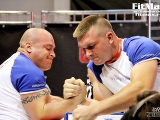 Сергей Токарев о турнире World armwrestling Grand Prix A1 RUSSIAN OPEN RUSARTARHIV